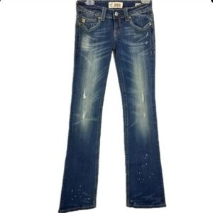 MEK for Buckle Grand Island Bootcut Jeans NWOT